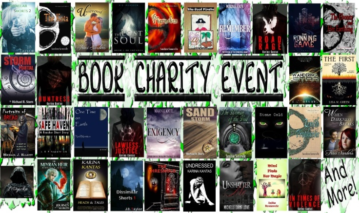 Book Charity Event Raffle Pic
