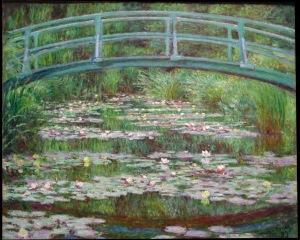 Japanese_Footbridge-Claude_Monet
