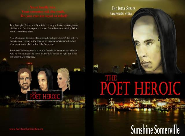 The Poet Heroic Cover NEW
