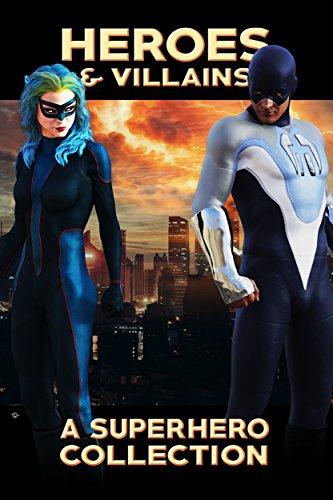 Superhero Box Set Cover